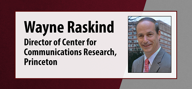 Wayne Raskind, Begins role as Director of CCR-P